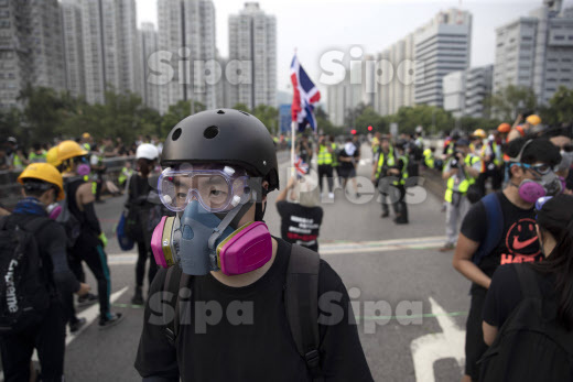 Hong Kong Protests The Front Line