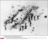 40th anniv. of uruguayan plane accident on the Andes on october 13 1972